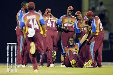 The West Indies team