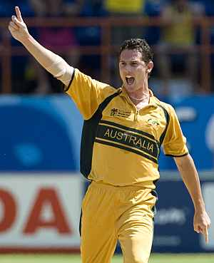 Rediff Cricket - Indian cricket - Australia paceman Tait announces retirement