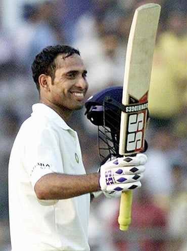 VVS Laxman