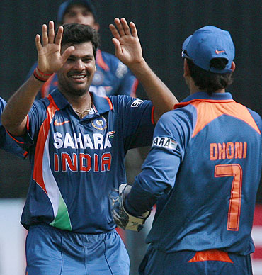 Dhoni has got much-deserved share of good fortune