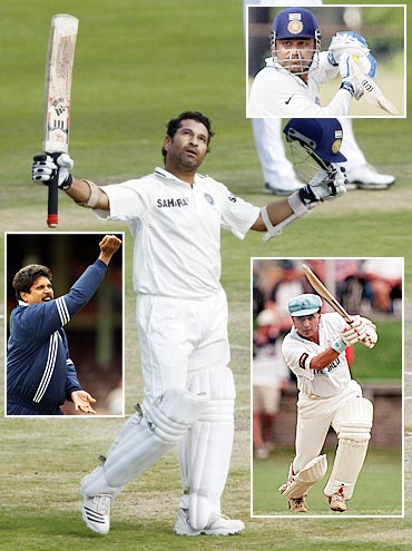 Tendulkar, Sehwag named in All Time Test team