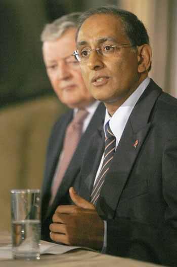 ICC chief Haroon Lorgat
