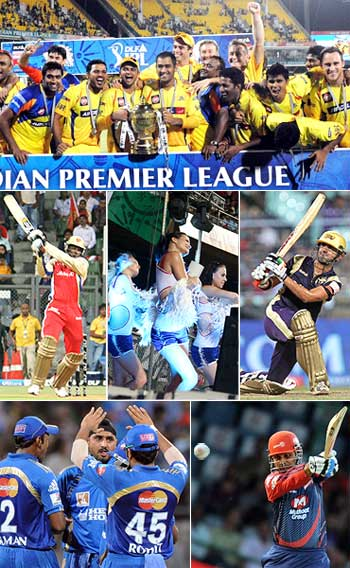 IPL: Different strokes from Season 4