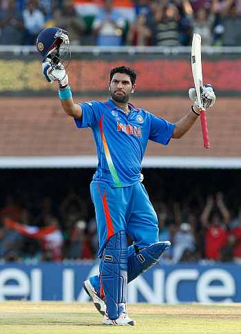 Inspiring cricket comebacks: Yuvraj, Dravid and more!