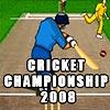 Start playing Cricket Championship 2008
