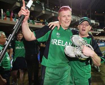 The O'Brien brothers Kevin and Nial
