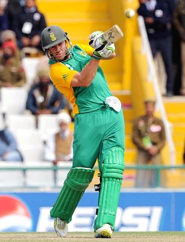 A B de Villiers