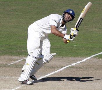 Yuvraj Singh in whites