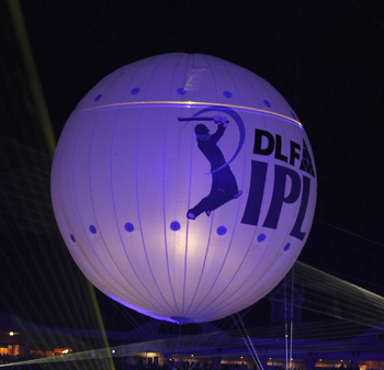 An IPL balloon