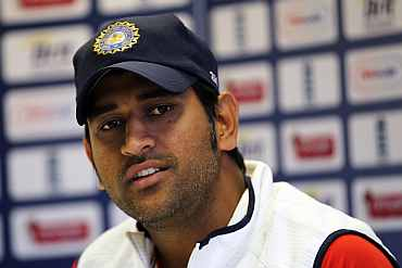 MS Dhoni