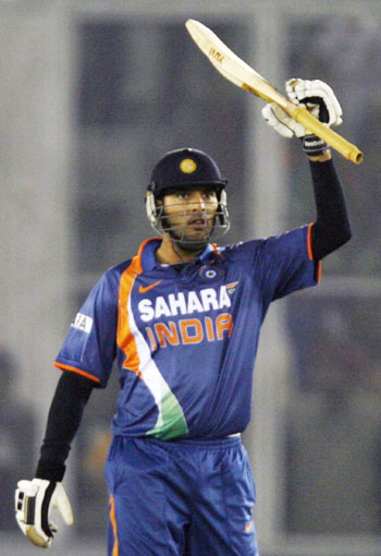 Yuvraj has suffered a spate of injuries