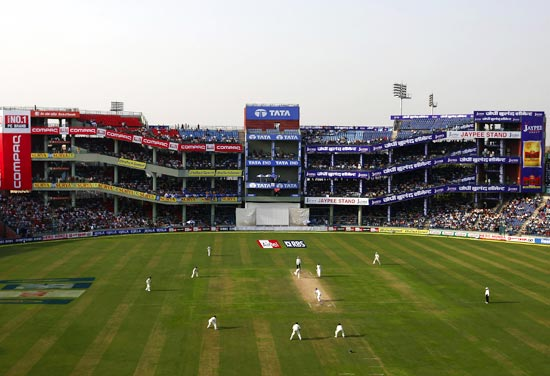 The Ferozeshah Kotla stadium
