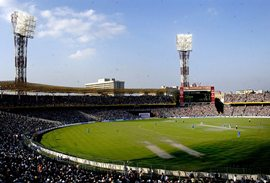 Eden Gardens in better times