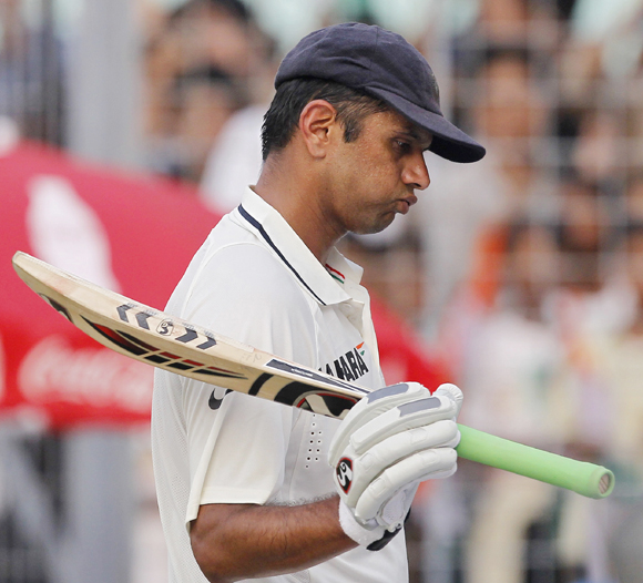 I really don't think Sachin is bothered too much: Dravid