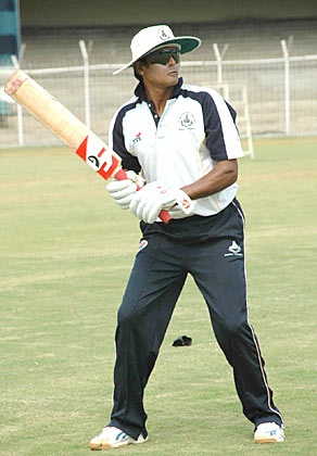 Badrinath eyes No.6 spot in India's Test squad
