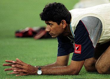 RCB bowling coach Venkatesh Prasad