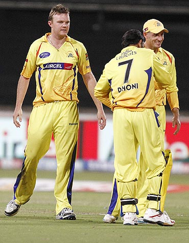CSK still has chance for semis