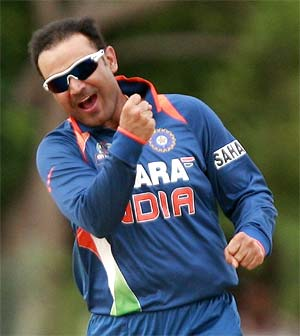 Sehwag to be back for series against West Indies