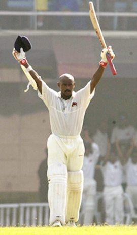 Vinod Kambli