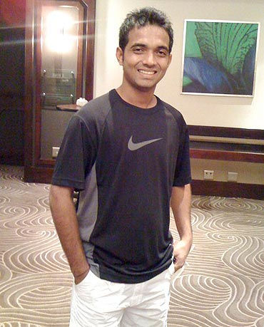 It will be an emotional moment for Rahane: Amre