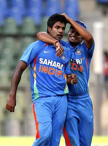 Varun Aaron: impressive debut, promising future