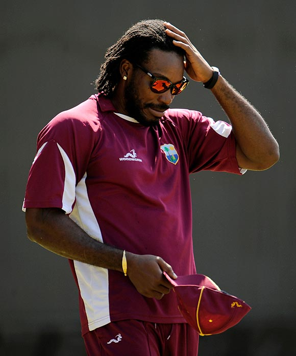 Rift between Gayle and Board eminent
