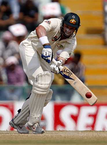Michael Hussey