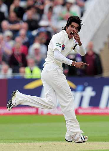 Mohammad Amir