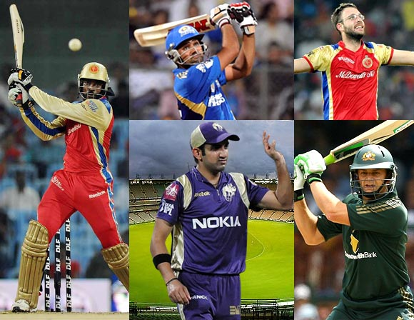 IPL V: When losing out on these stars proved costly