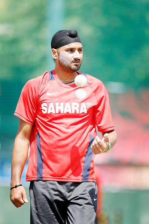 Harbhajan has the ability to lead India: Ganguly