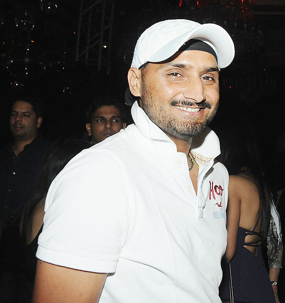 'Harbhajan has done well as a captain'
