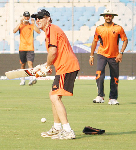 Pune Warriors set to take on Kings XI Punjab