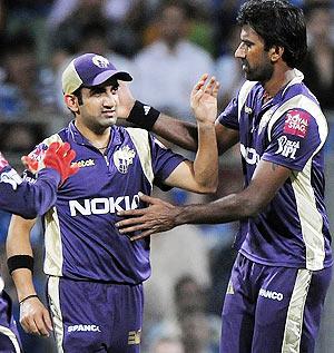 Gambhir and Balaji