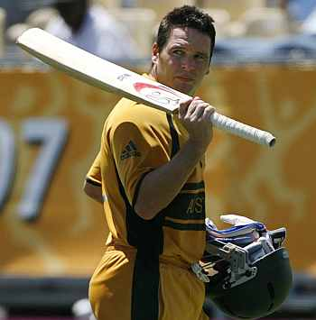 Brad Hodge