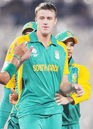 Morne Morkel has bagged 12 wickets
