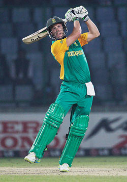 A B de Villiers
