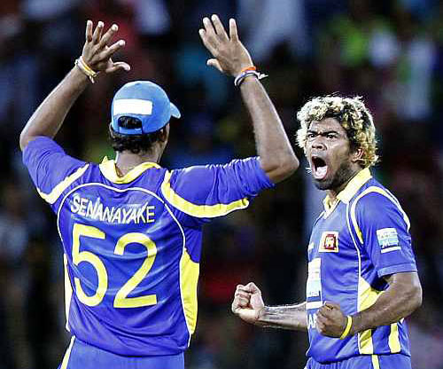 Malinga has given away runs at a premium