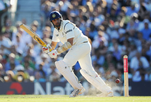 Laxman earned the nickname of 'Very Very Special' after his knock of 281