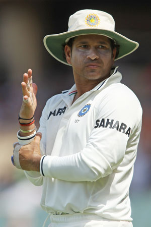 Tendulkar remains the only senior batsman in the team