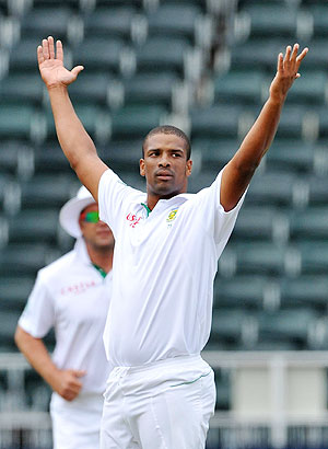 Lord's showing vaults Philander to career-best No 2 spot