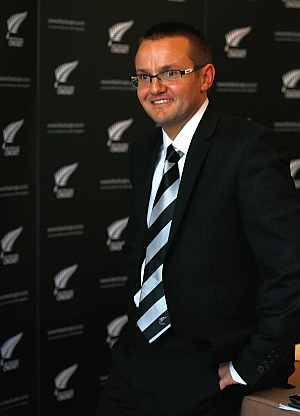 NZ coach Mike Hesson