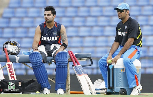 India prepare to start life without Dravid, Laxman