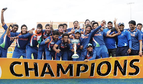 India win third Under-19 World Cup title