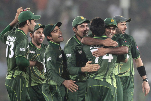 'This present Pakistan team has a lot of potential'