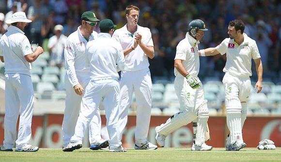 Photos: Ricky Ponting walks off into the sunset
