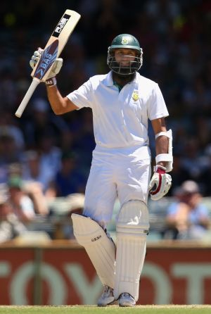 Amla scored 1064 runs in 10 Tests