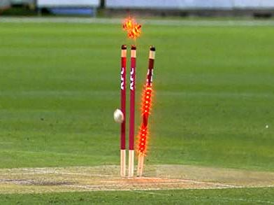 'The stumps do not have any effect on the playing conditions'