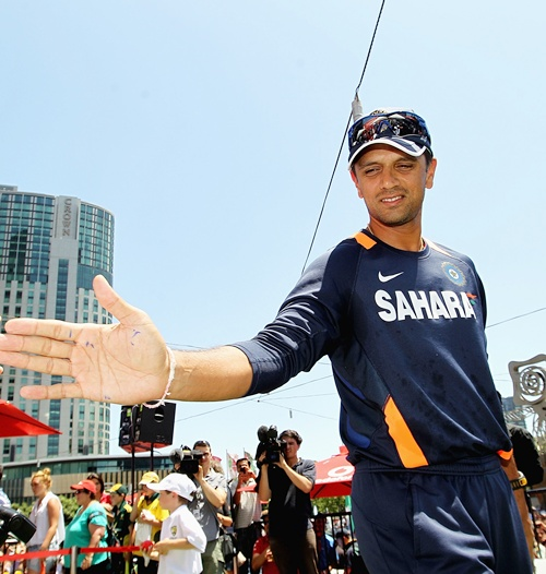 Dravid feels that the fans anger is absolutely justified