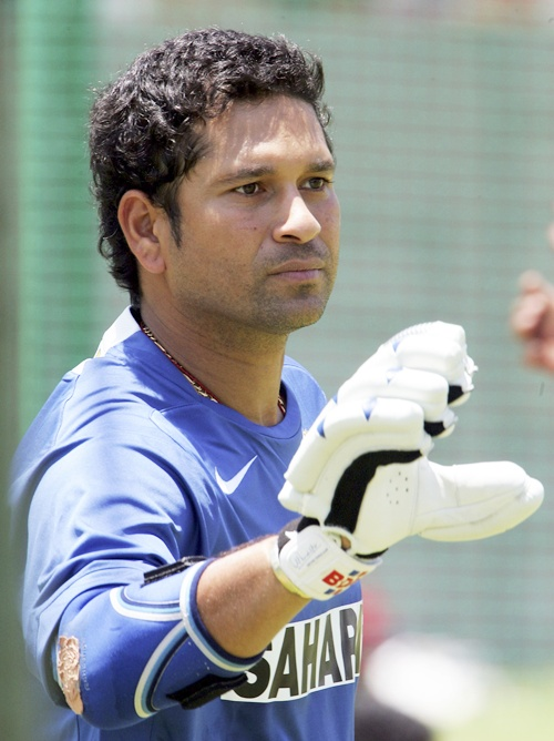 'It's difficult to give any advice to a legend like Sachin'