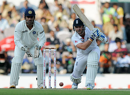 Matt Prior in action